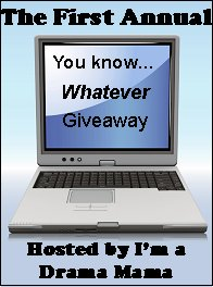 You Know, Whatever Giveaway